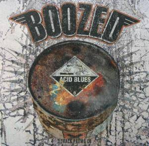 Cover - Boozed: Acid Blues