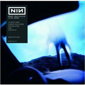 Nine Inch Nails: Year Zero - Cover