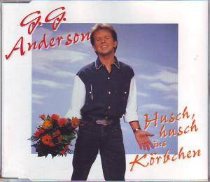 g g anderson husch husch ins k rbchen single cd 1992. Black Bedroom Furniture Sets. Home Design Ideas