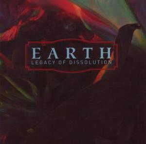 Earth: Legacy Of Dissolution - Cover