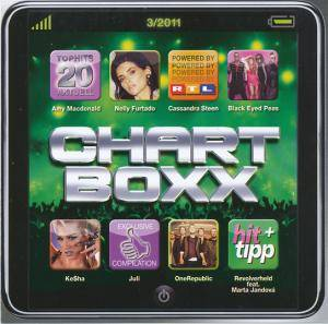 Cover - Natalia Kills: Club Top 13 - 20 Top Hits - Chartboxx 3/2011