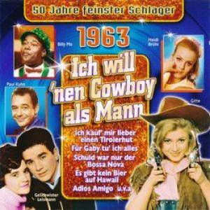 Cover - Lawrence Winters: 50 Jahre Feinster Schlager - 1963