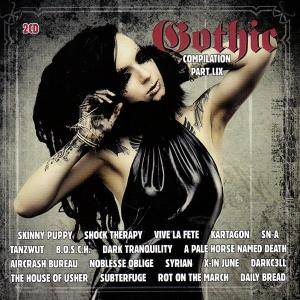Gothic Compilation Part LIX - Cover