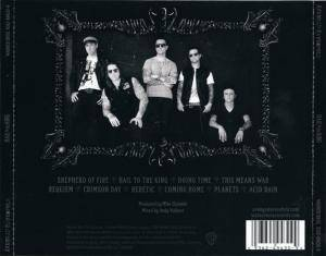 Avenged Sevenfold: Hail To The King (CD) - Bild 3