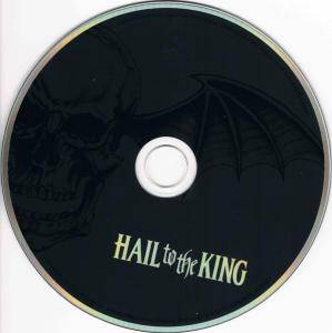 Avenged Sevenfold: Hail To The King (CD) - Bild 5