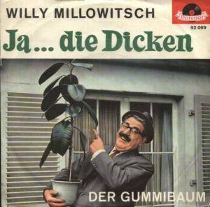 Cover - Willy Millowitsch: Ja... Die Dicken