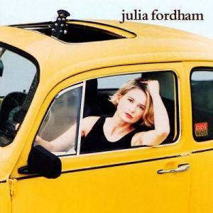 Cover - Julia Fordham: East West