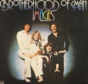 Cover - Brotherhood Of Man: Images