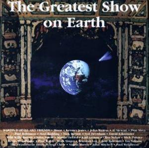 Martin Darvill And Friends: Greatest Show On Earth, The - Cover
