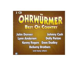 Ohrwürmer - Best Of Country - Cover