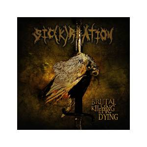 Sic(k)reation: Brutal Killing / Epic Dying - Cover