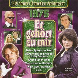 Cover - Alain Barrière & Noelle Cordier: 50 Jahre Feinster Schlager - 1975