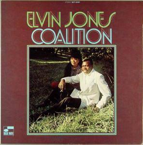 Cover - Elvin Jones: Coalition