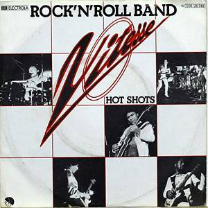 Cover - Vitesse: Rock 'n' Roll Band