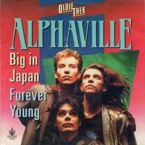 Cover - Alphaville: Big In Japan / Forever Young