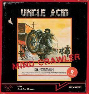 Uncle Acid & The Deadbeats: Mind Crawler - Cover