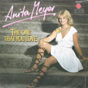 Cover - Anita Meyer: One That You Love, The