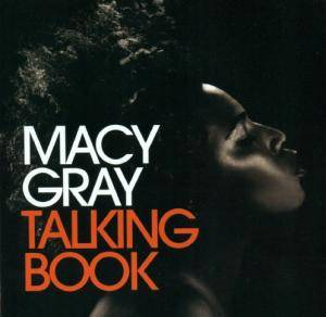 Macy Gray: Talking Book - Cover