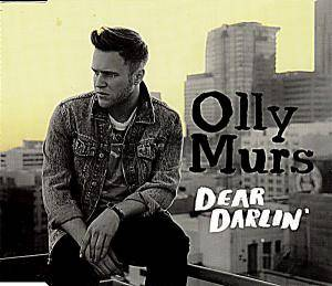 Cover - Olly Murs: Dear Darlin'