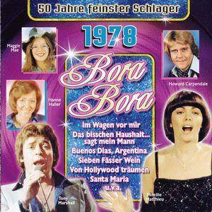 50 Jahre Feinster Schlager - 1978 - Cover