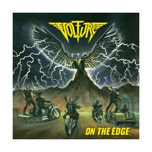 Volture: On The Edge - Cover
