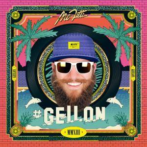 MC Fitti: #geilon - Cover