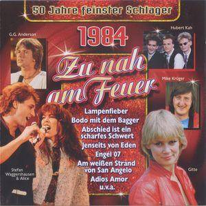 Cover - Stefan Waggershausen & Alice: 50 Jahre Feinster Schlager - 1984