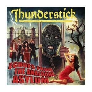 Cover - Thunderstick: Echoes From The Analogue Asylum