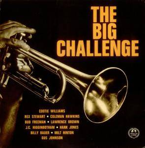 Cover - Cootie Williams: Big Challenge, The