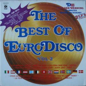 Cover - Guillermo Marchena: Best Of Eurodisco Vol. 2, The