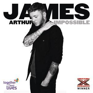 Cover - James Arthur: Impossible