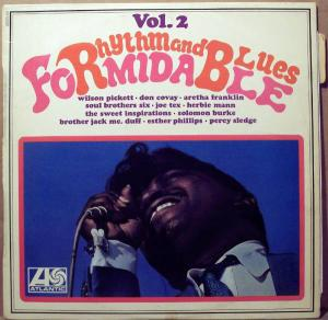 Formidable Rhythm And Blues Vol. 2 - Cover