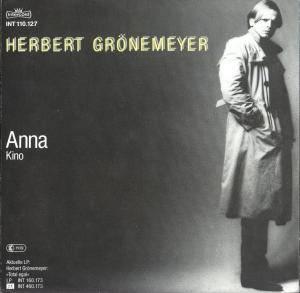 "Herbert Grönemeyer: Anna (7"") - Bild 1"