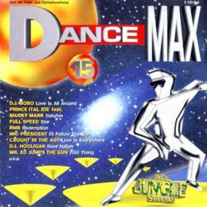 Cover - Full Speed: Dance Max 15