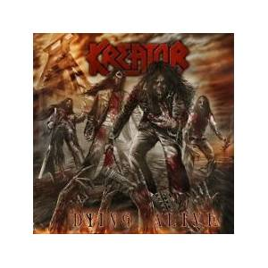 Kreator: Dying Alive - Cover