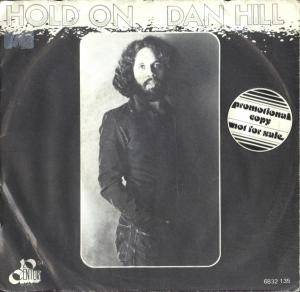 Cover - Dan Hill: Hold On