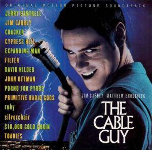 The Cable Guy - Original Motion Picture Soundtrack (CD) - Bild 1