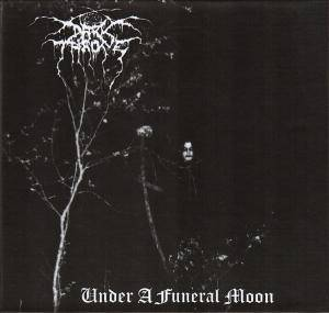 Darkthrone: Under A Funeral Moon (2-CD) - Bild 1