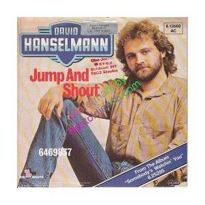 Cover - David Hanselmann: Jump And Shout
