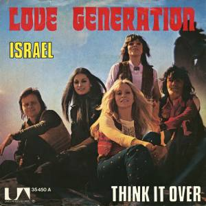 Cover - Love Generation: Israel