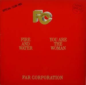 Cover - Far Corporation: Fire And Water