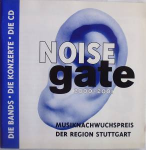 Cover - Court Jester's Crew: Noise Gate 2000-2001
