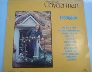 Cover - Richard Clayderman: Ensoñacion