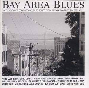 Cover - Vipers: Bay Area Blues - A Collection Of Contemporary Blues Songs From The San Francisco Bay Area Vol 1
