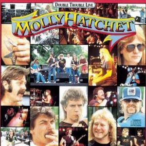 Molly Hatchet: Double Trouble Live - Cover