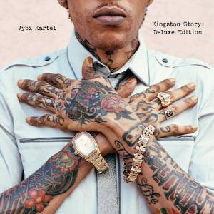 Cover - Vybz Kartel: Kingston Story