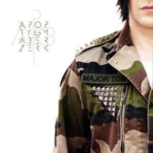 Apoptygma Berzerk: Major Tom - Cover