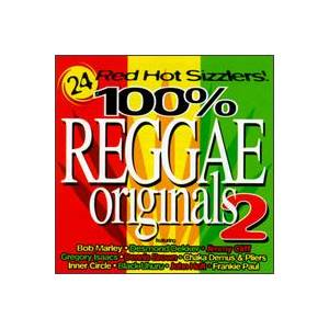 Cover - Clint Eastwood & General Saint: 100% Reggae Originals 2