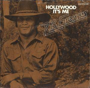 Cover - R. B. Greaves: Hollywood It's Me