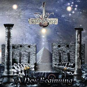 Thy Symphony: New Beginning, A - Cover